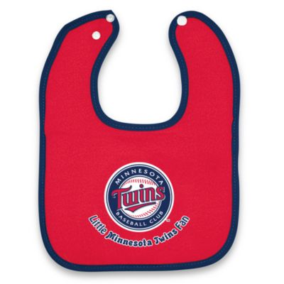 MLB® Baby Bibs in Minnesota Twins