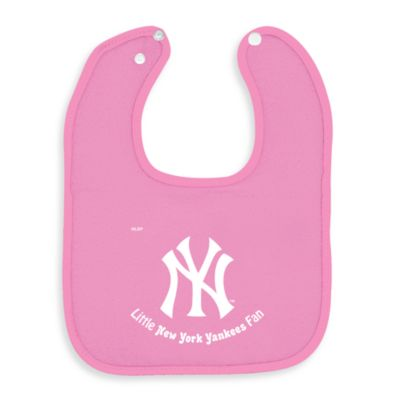 Baby Bibs in New York Yankees