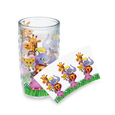 Tervis® 10-Ounce Wavy Wrap Tumbler in Safari Animals