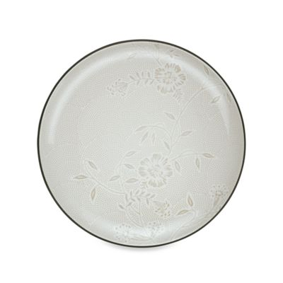 Noritake Colorwave Graphite Bloom 12-Inch Round Platter