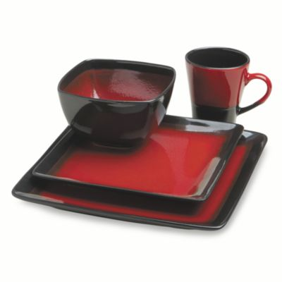 222 Fifth Comino 16-Piece Dinnerware Set