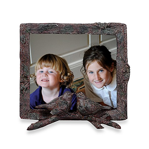 Creative Co-Op Bird 5-Inch x 6-Inch Frame