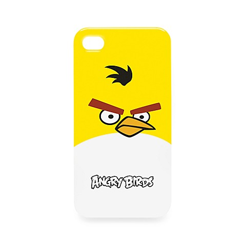 Angry Birds™ iPhone 4/4S Protective Case in Yellow