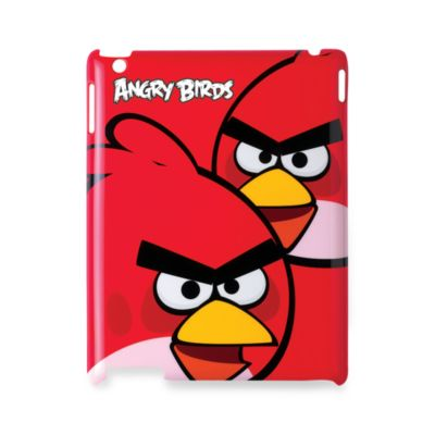 Angry Birds™ iPad 2 Protective Case in Red