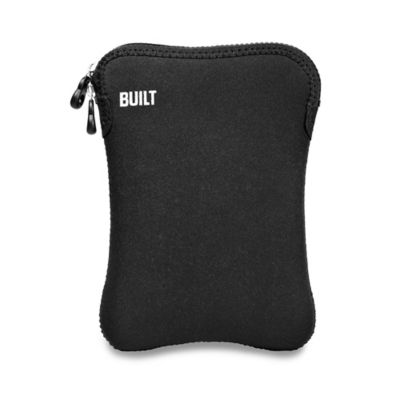 Built NY® Neoprene Sleeve for 7-Inch to 8-Inch E-Reader/TableTin Black