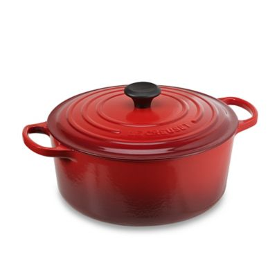 Le Creuset® Signature 7.25 qt. Round French Oven in Cherry