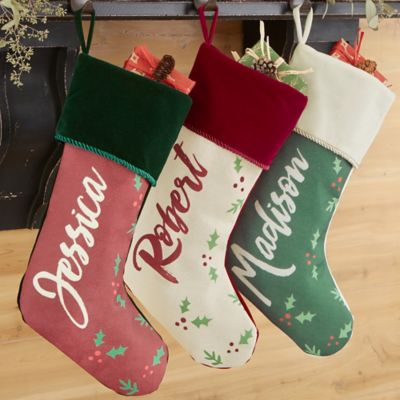 Cozy Christmas Christmas Stocking