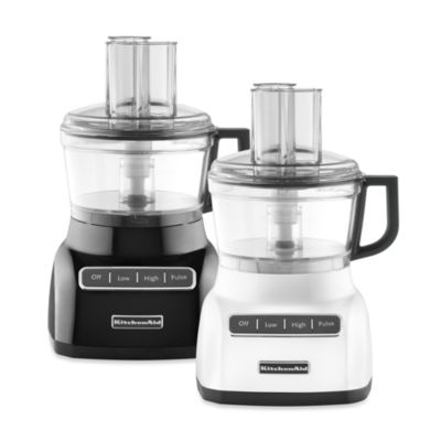 KitchenAid® 7-Cup Food Processor Top Rated Kitchen