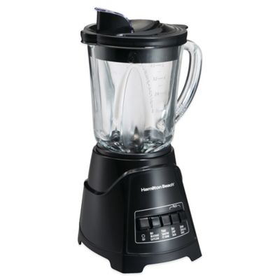 Hamilton Beach® Wave Action Blender with 40 oz. Glass Jar
