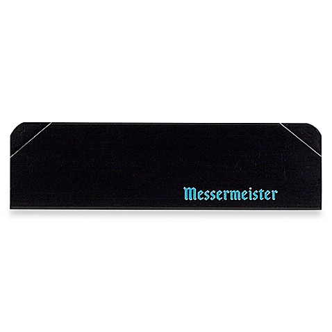 Messermeister 6-Inch Chef's Knife Edge-Guard
