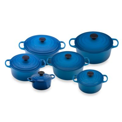 Le Creuset® Signature Round French Oven in Marseilles