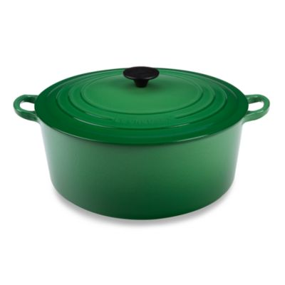 Le Creuset® Signature Round 7.25-Quart French Oven in Fennel