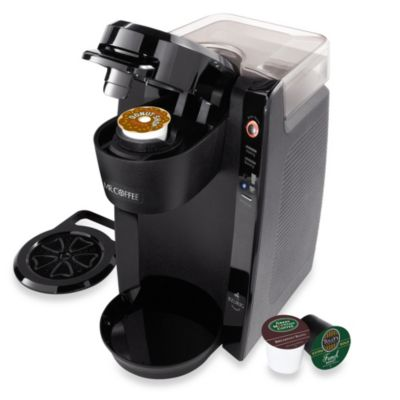 Mr. Coffee® Single-Cup Brewing System