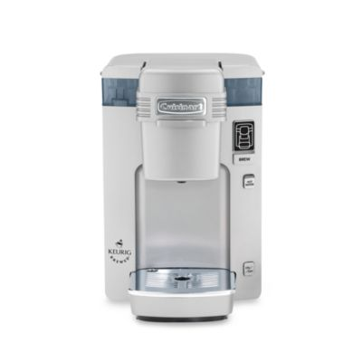 Cuisinart® Keurig® Compact Single Serve Coffee Maker/Brewer