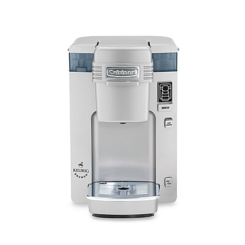 Cuisinart® Keurig® Compact Single Serve Coffee Maker