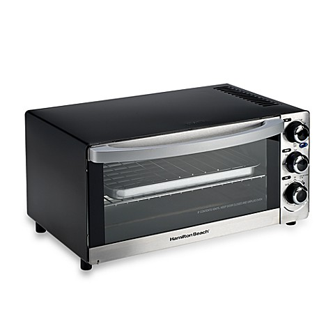 Countertop Dishwasher Bed Bath And Beyond : Buy Hamilton Beach? 6-Slice Toaster Oven from Bed Bath & Beyond