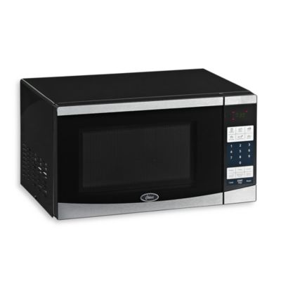 Microwave With Toaster Oven