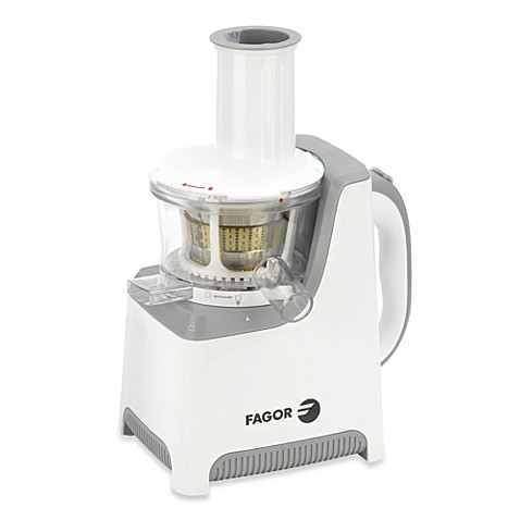 Slow Juicer Bed Bath And Beyond : Fagor Slow Juicer - Bed Bath & Beyond