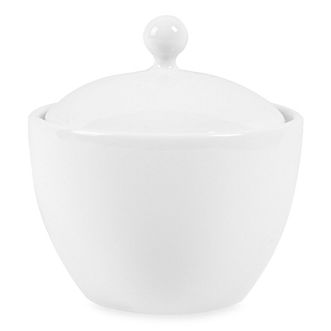 Everyday White® Sugar Bowl with Lid