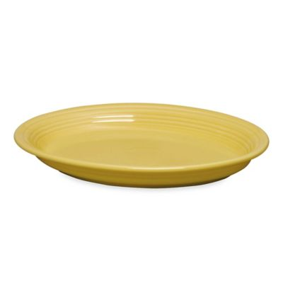 Fiesta® 13-5.8-Inch Oval Platter in Sunflower