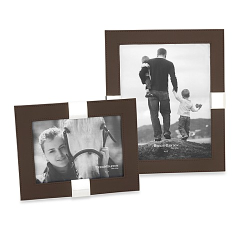 Reed and Barton®  Lago 8-Inch x 10-Inch Picture Frame