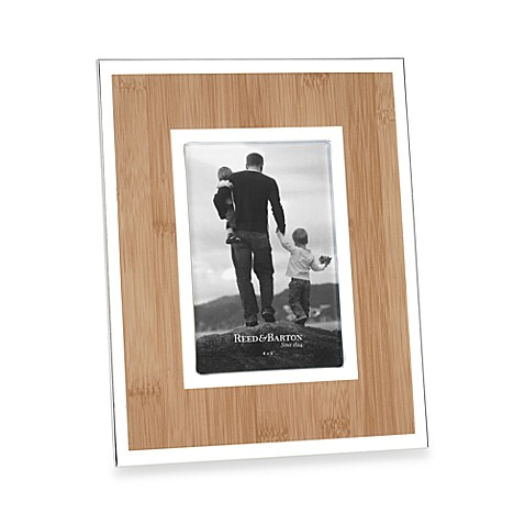 Reed & Barton®  Palmer 4-Inch x 6-Inch Picture Frame