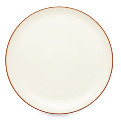 Noritake® Colorwave Terracotta 10 1/2-Inch Coupe Dinner Plate