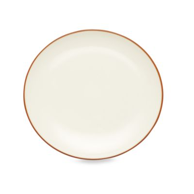 Noritake® Colorwave Coupe Salad Plate in Terra Cotta