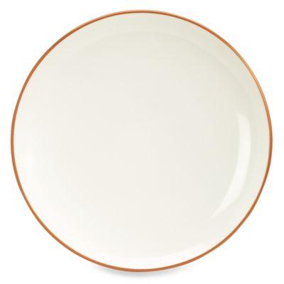 Noritake® Colorwave Round Coupe Platter in Terra Cotta