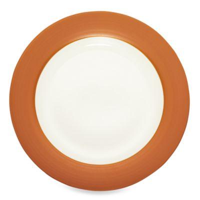 Noritake® Colorwave Rim Round Platter in Terracotta