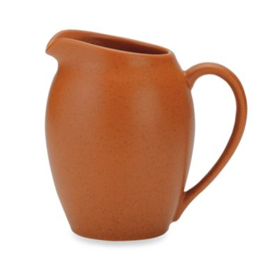 Noritake® Colorwave Creamer in Terra Cotta