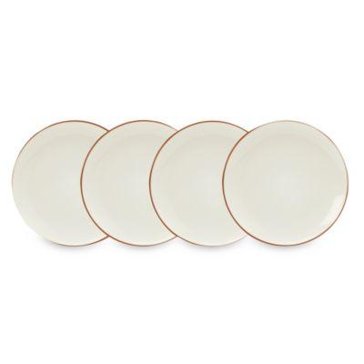 Noritake® Colorwave Mini Plates in Terra Cotta (Set of 4)