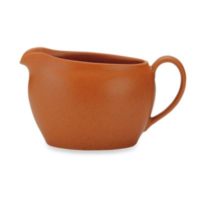Noritake® Colorwave Gravy Boat in Terra Cotta