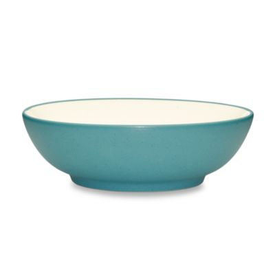 Noritake® Colorwave Turquoise 12-Inch Pasta Serve Bowl