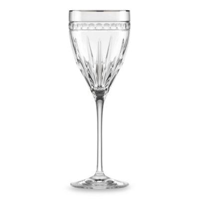 Lenox® Vintage Jewel® Platinum Signature 10-Ounce Wine