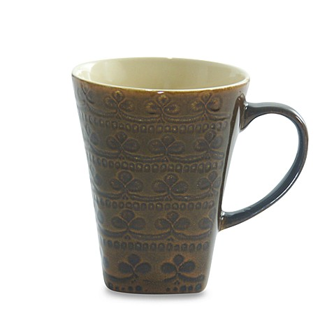222 Fifth Ottoman Gold 13-Ounce Mug