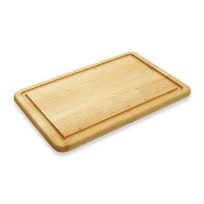 Snow River 10-Inch x 15-Inch Hardwood Cutting Board
