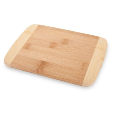 8-inch x 6-inch Bamboo Cutting Bar Board