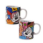 Disney® by Britto™ 16-Ounce Ceramic Mugs