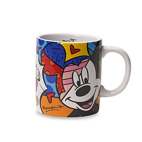 Disney by Britto™ Mickey Mouse 16-Ounce Mug