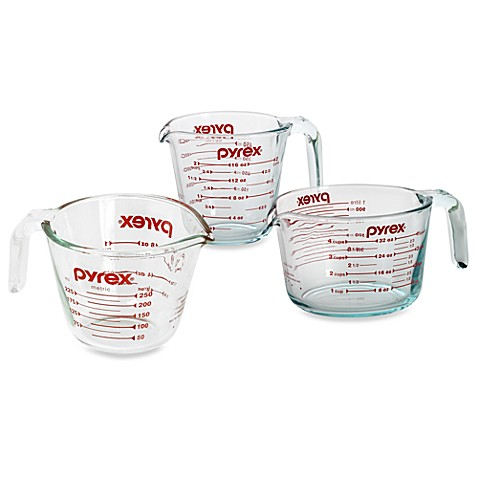 Pyrex®  Measuring Cups