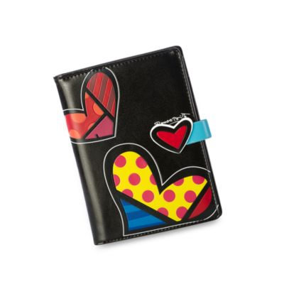 Britto™ by Giftcraft Heart Design Passport Cover