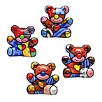 Britto™ by Giftcraft Resin Bear Figurines