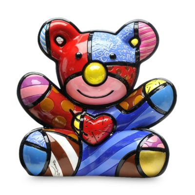 Britto Bear Figurine