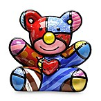 Britto™ by Giftcraft Resin Bear Figurine in Cuddly