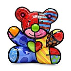 Britto™ by Giftcraft Resin Bear Figurine in Hope