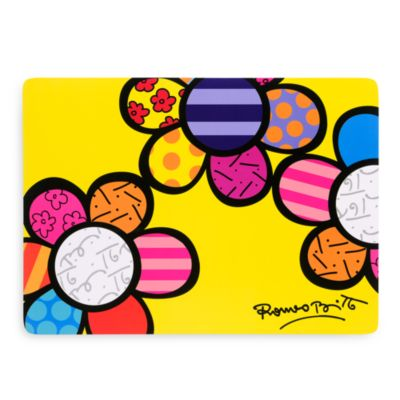 Britto™ by Giftcraft Flower Placemat