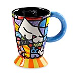 Britto™ by Giftcraft 14-Ounce Ceramic Mug in Cat