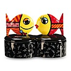 Britto™ by Giftcraft Fishes Trinket Box