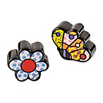 Britto™ Flower & Butterfly Salt & Pepper Shaker Set
